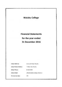 thumbnail of 2016 Financial Statements
